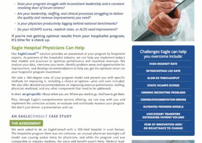 Eagle Hospital Physicians – Eagle Consult