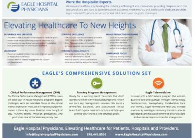 Eagle Hospital Physicians – Fact Sheet